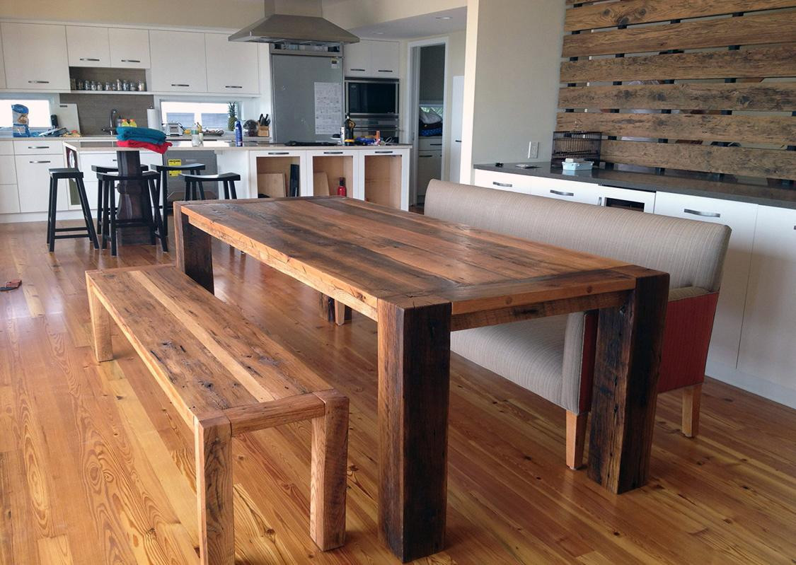 14 awesome hardwood floor table top