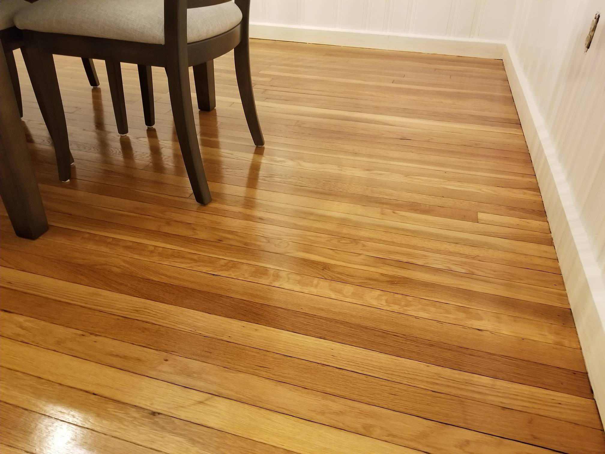How To Clean And Refinish Old Hardwood Floors  Carpet