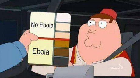 Ebola est au Liberia.