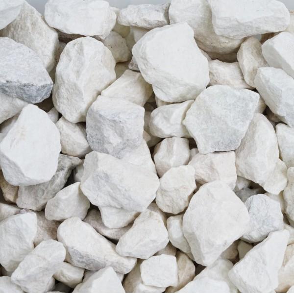 """1 2"""" white marble stone"""