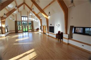 Facilities at Rock Village Hall Bewdley Kidderminster