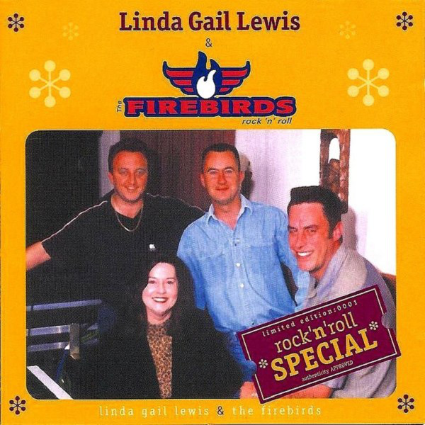 Linda Gail Lewis & The Firebirds
