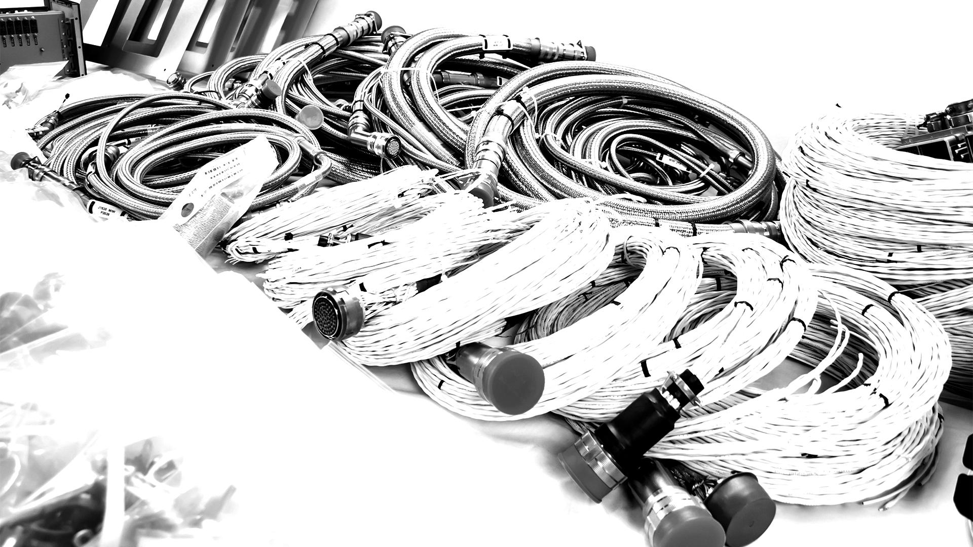 medium resolution of wiring harnes production