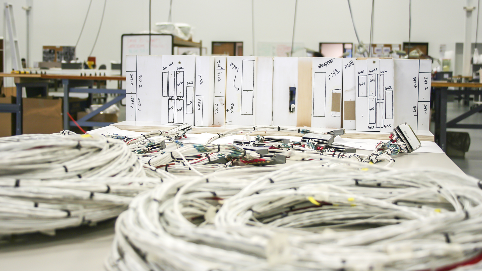 wire harnessing aircraft wiring harnesses manufacturer [ 1920 x 1080 Pixel ]