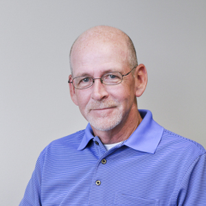 Dennis Hurley, Project Manager of Field Operations