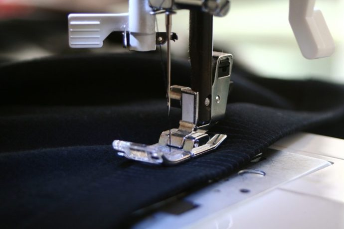 sewing task