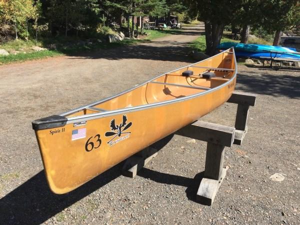 Kevlar Canoe Tandem - Year of Clean Water