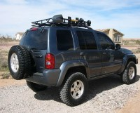 Jeep Liberty Roof Rack: Safari Jeep Liberty Roof Rack