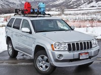 Jeep Grand Cherokee Cargo Rack