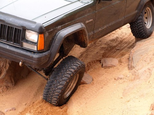 small resolution of cherokee control arm drop