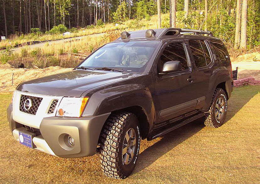 Nissan Xterra Suspension Lift