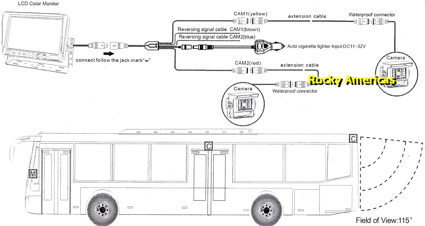 hight resolution of wiring diagram rear view mirror backup camera rear view camera diagram