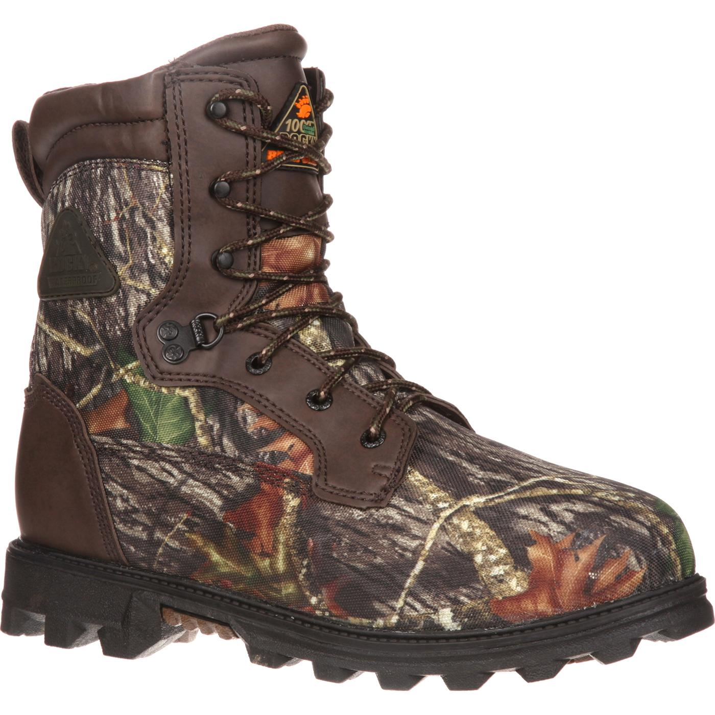Rocky Adolescent BearClaw Waterproof Insulated Outdoor Boot