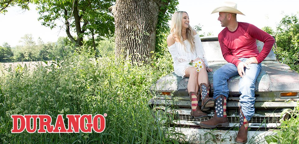 Durango Rebel and Lady Rebel Boots