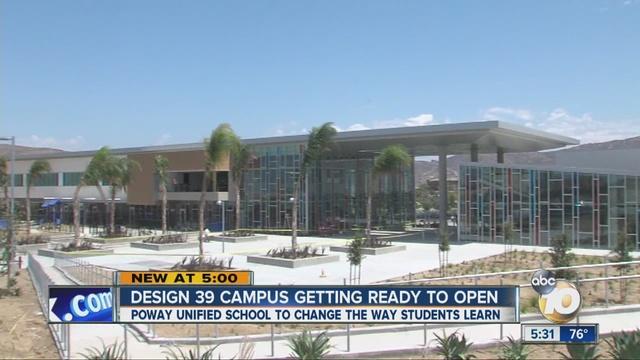 Rocky Coast Builders Completes Design 39 Campus