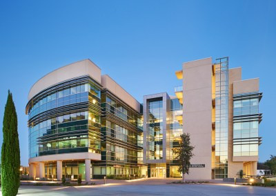 Math and Science Building
