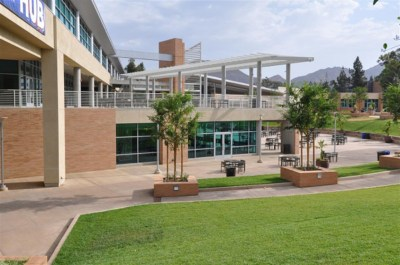 UCR Student Commons Expansion