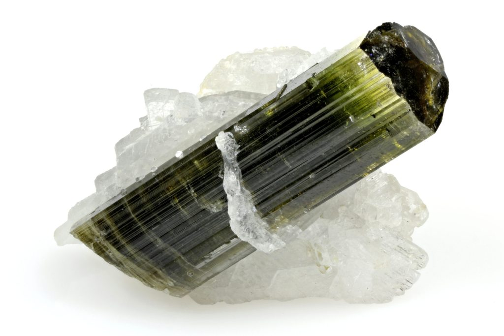tourmaline boron silicate minerals