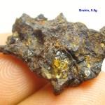 OC345 Brahin Pallasite stony-iron meteorite