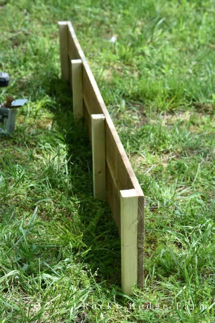 how to build cedar raised garden beds