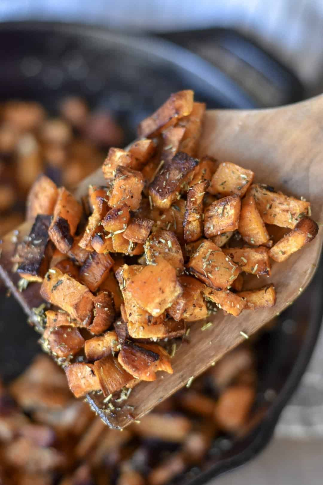 It's so much easier than you think. Cast Iron Skillet Sweet Potatoes Rocky Hedge Farm