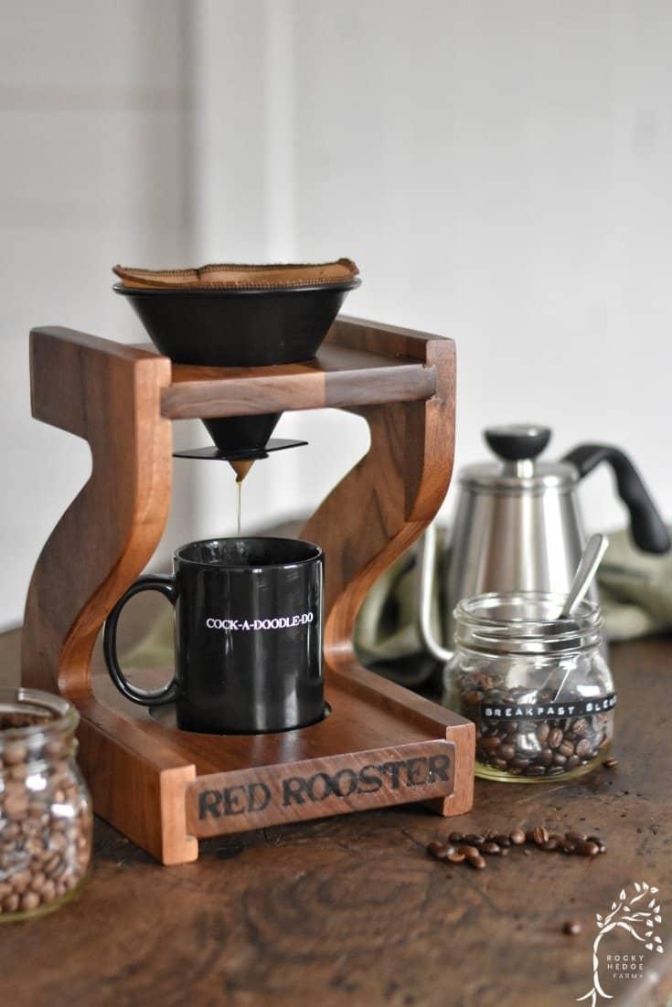 zero waste ground coffee