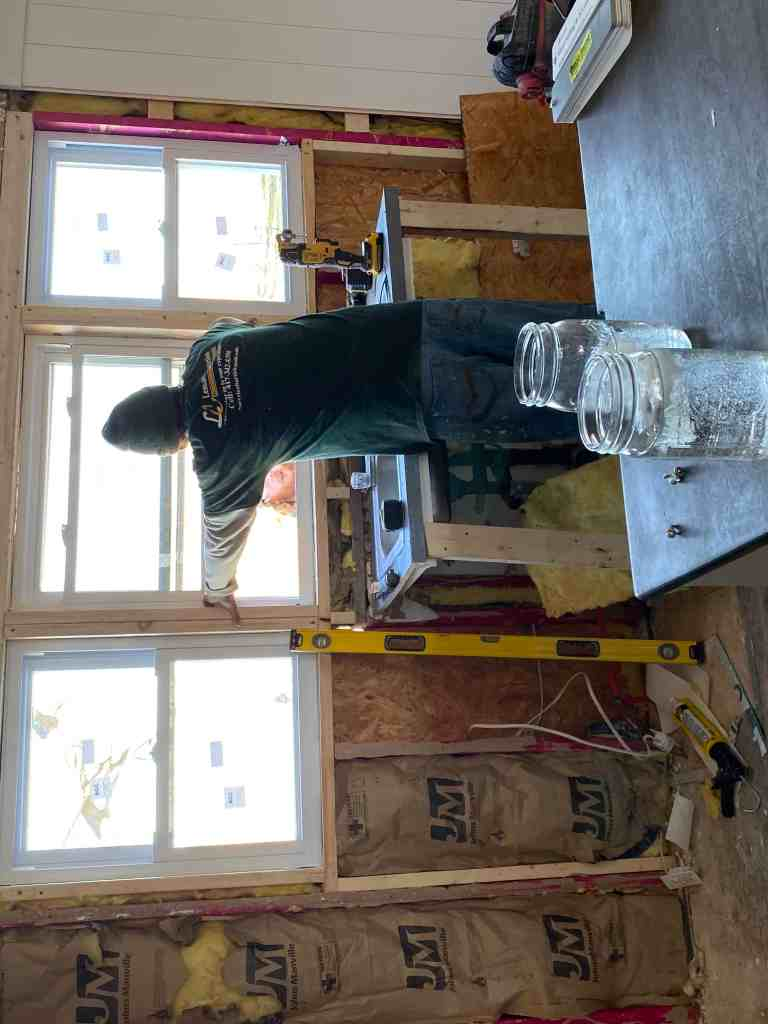 Double Wide Mobile Home Window Replacement