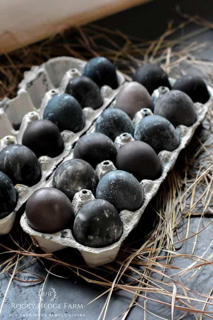 Homemade DIY All Natural Easter Egg Dye Recipes