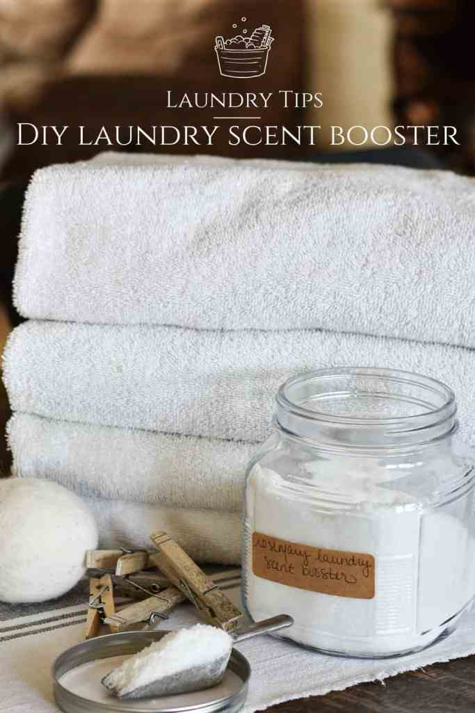 Natural Tips for Laundry Care