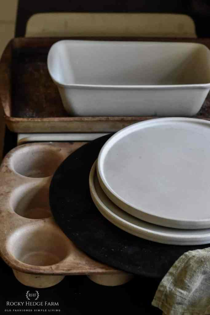 Cleaning Pampered Chef Stoneware