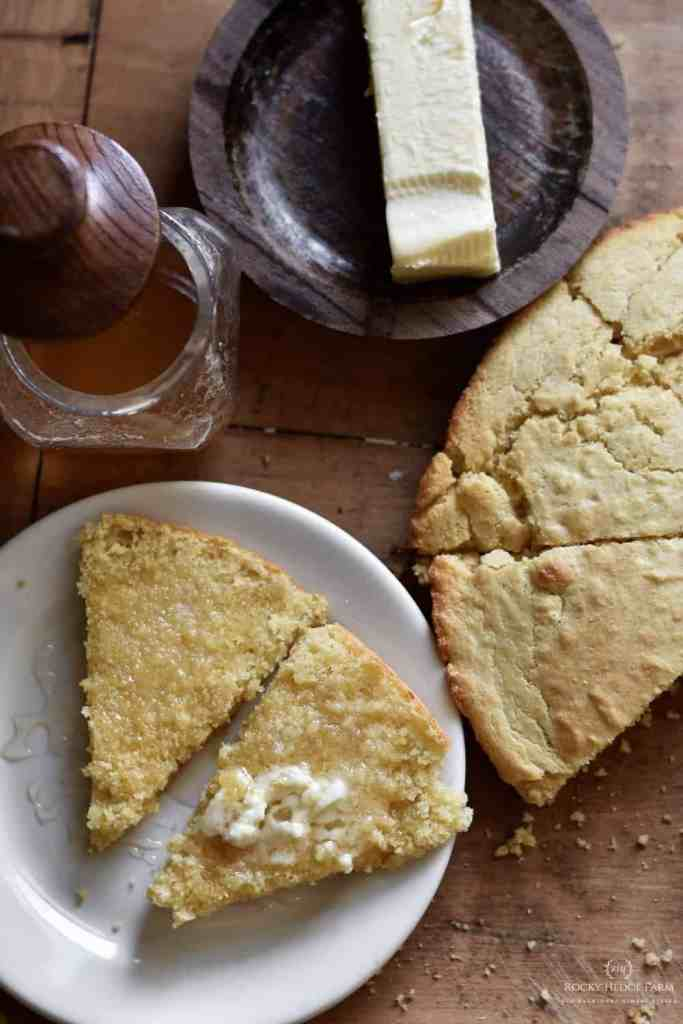 old fashioned cornbread recipe