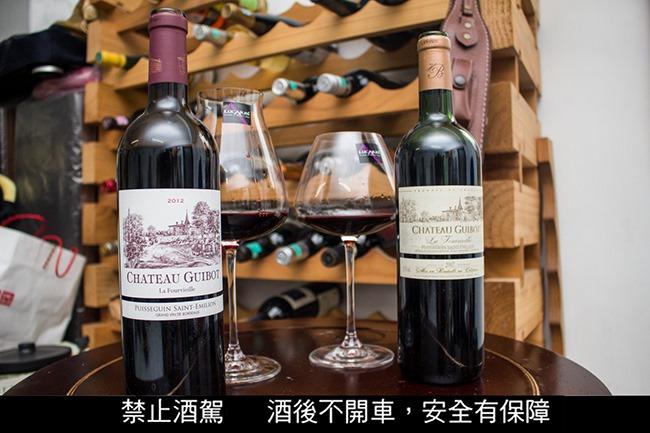 吉寶拉菲兒酒莊 Guibot La Fourvieille 從不同年份葡萄酒了解到差異性 7