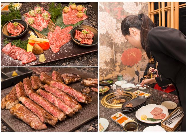 澳洲和牛、肋眼牛排、日本清酒一次享有「 老乾杯 」台灣頂級燒肉餐廳 3