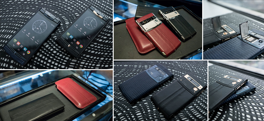 Vertu Signature Touch 世界最奢華的手機體驗評測!集結高端科技與頂級材質 3