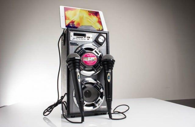 WONDER WS-P001 卡啦OK隨身音響 隨處都是你的 KTV 8