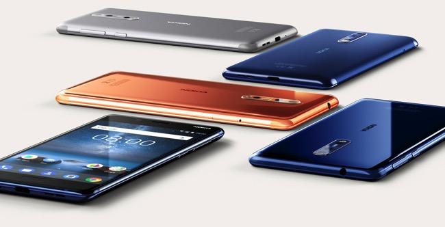NOKIA 8 購買 ,Nokia 8 design