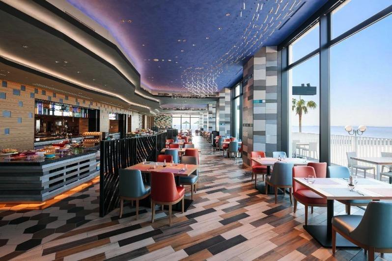 東京灣東急飯店餐廳