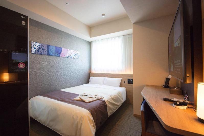 海茵娜酒店东京西葛西雙人房型