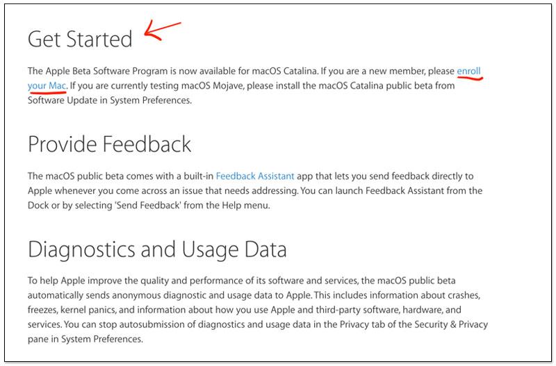 升級 macOS Catalina 測試版 ,螢幕快照 2019 06 29 上午7 22 16