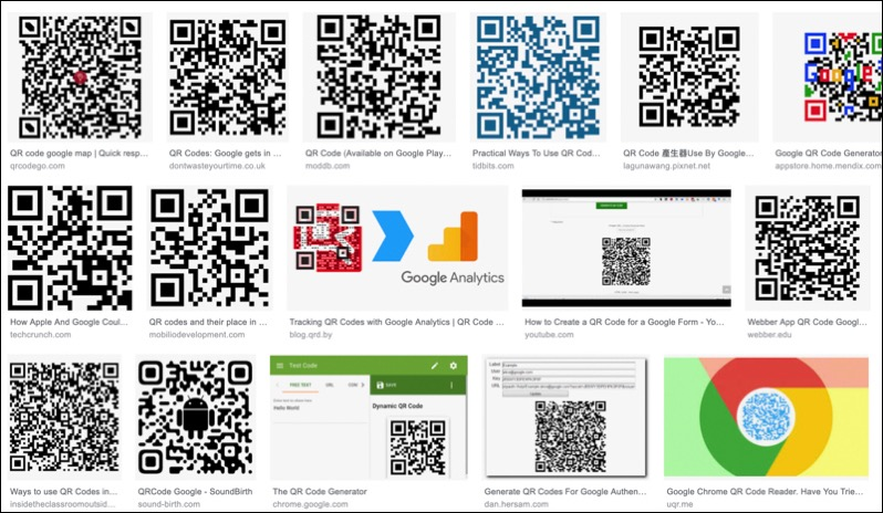 實現 Chrome 掃描 QRCode 能力 right-click QRcode reader 工具 9