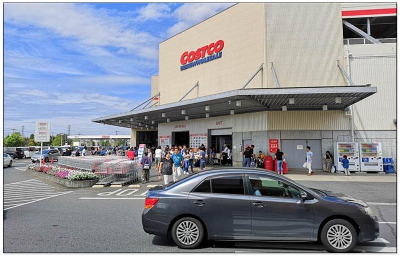 日本東京 Costco 新三鄉分店心得分享、前往方式 周圍還有 IKEA、百貨公司 1