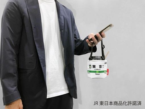 ROOTOTE 山手線手提袋聯名產品,日本東京伴手禮推薦選擇 2