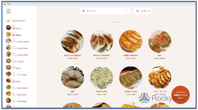 日本票選百名店 2019 燒肉、拉麵、串燒、餃子等餐廳百大排行榜 3