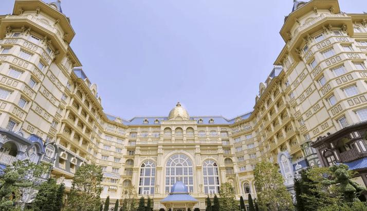 東京迪士尼樂園大飯店