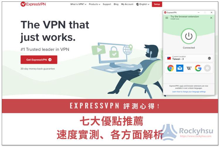 expressvpn評測封面