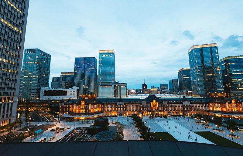 東京車站周邊