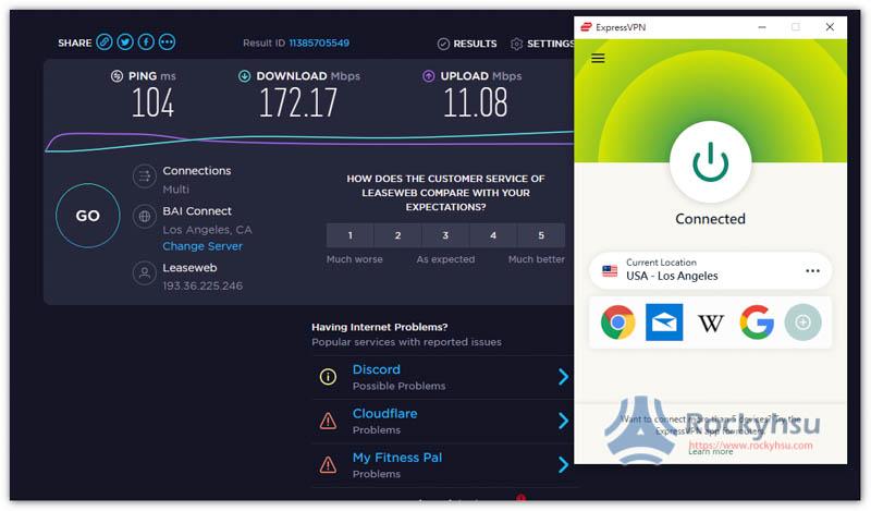 美國 VPN 伺服器