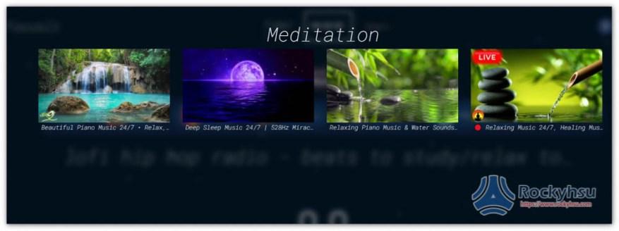 瑜珈冥想音樂