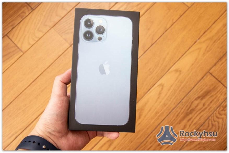iPhone 13 Pro Max 外盒