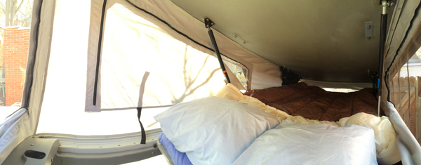 Rent A Volkswagen Eurovan Full Camper Rocky Mountain